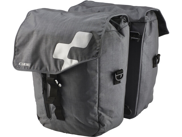 Cube City Bike Bag anthracite